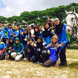 Ist in House Show Jumping Competition 2018