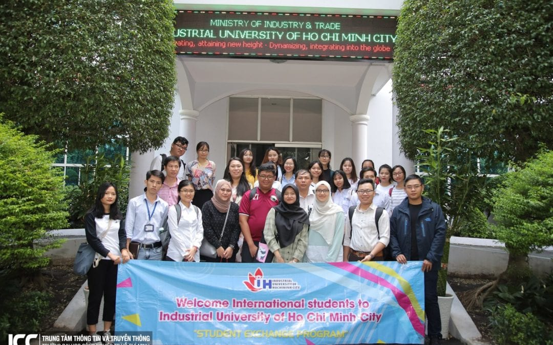 STUDENTS OUTBOUND: TO INDUSTRIAL UNIVERSITY OF HO CHIN MINH CITY