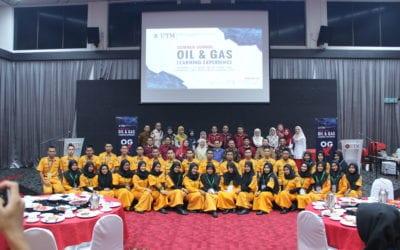 SUMMER SCHOOL: OIL & GAS LEARNING EXPERIENCE (OG-X) 2019