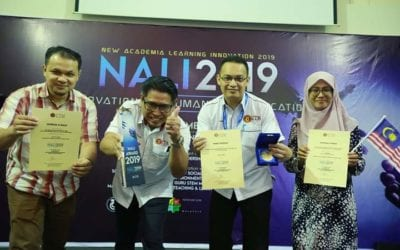 NEW ACADEMIA LEARNING INNOVATION (NALI) 2019