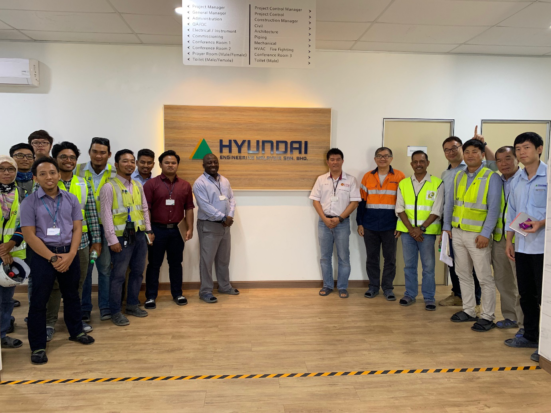 Collaboration Pays Off for SKA-Hyundai Engineering Melaka Power Plant Structural Health Monitoring Project
