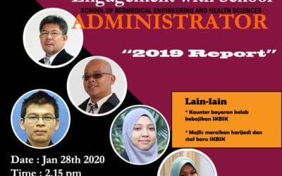 Engagement with School Administrator 2020