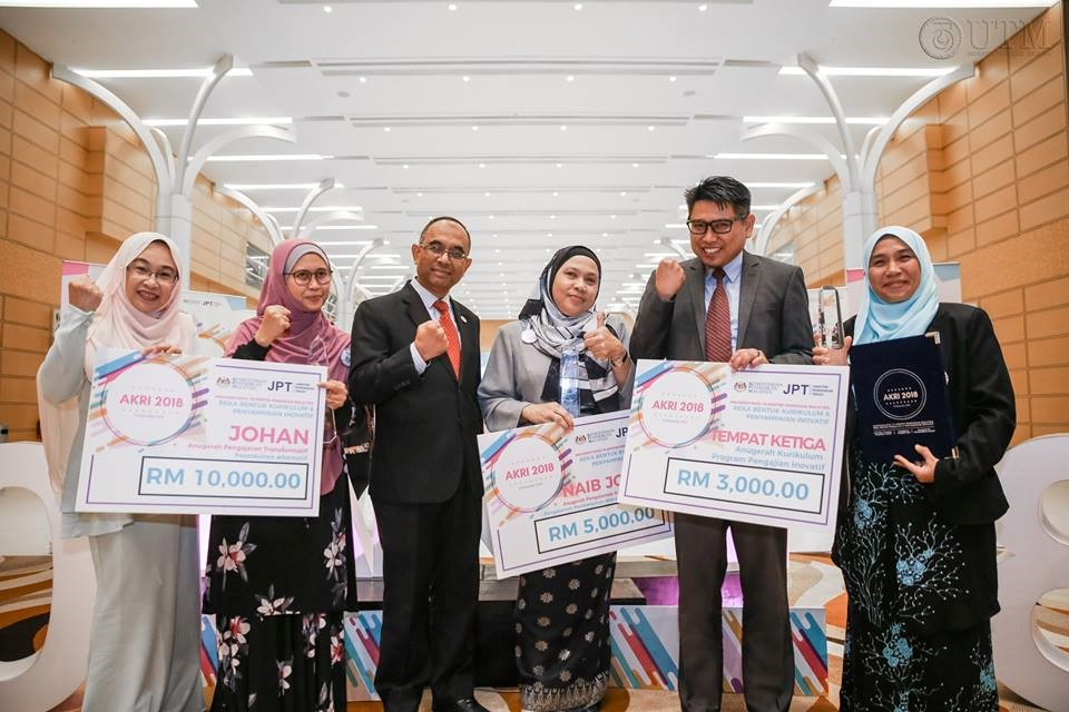 School of Chemical & Energy Engineering Participation in AKRI 2018