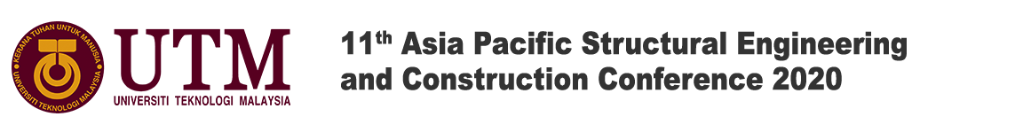 11th Asia Pacific Structural Engineering and Construction Conference 2020