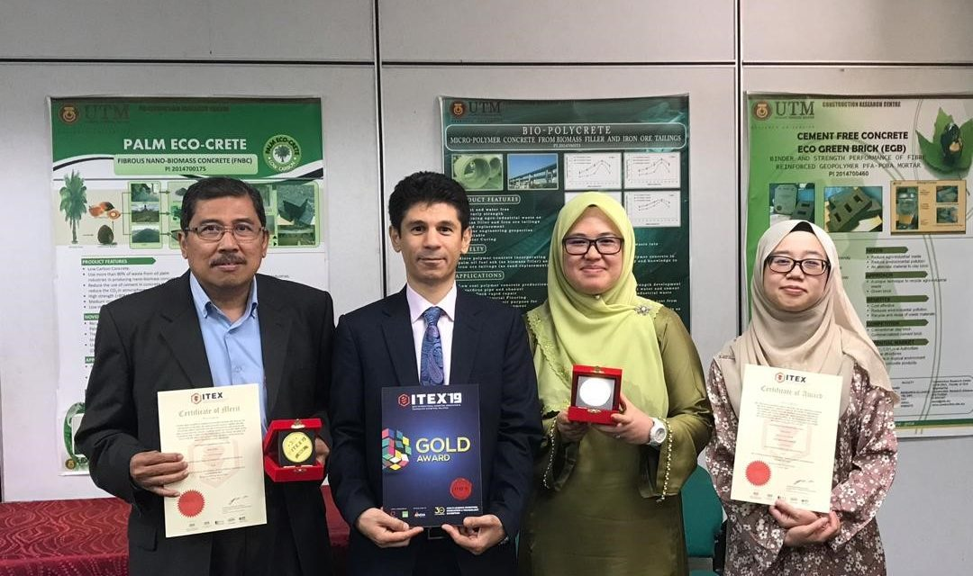 SKA Won 2 Gold Medal in ITEX 2019