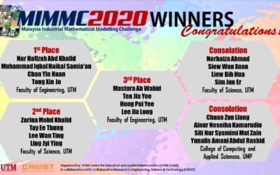Grand Finale of Malaysia Industrial Mathematical Modelling Challenge 2020 (MIMMC2020)