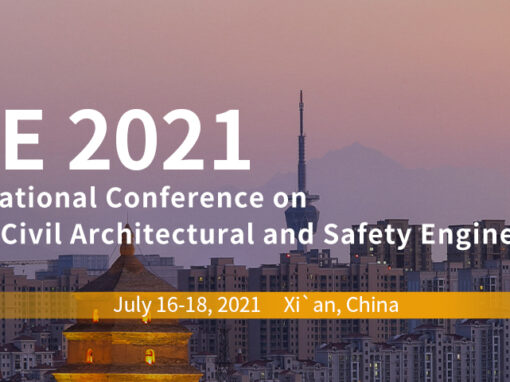 2nd International Conference on Geotechnical, Civil Architectural and Safety Engineering (GCASE 2021)