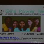 CISCO Girls Power Tech