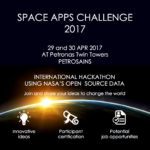 2nd round for our 3SCSR students at NASA Space Apps Challenge 2017