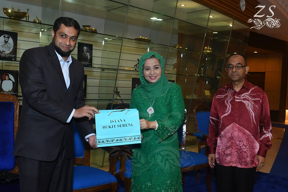 Fasee Ullah, CS PhD student received Best Student and Chancellor's Award