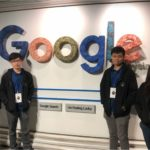 SCSR students at Google Games Southeast Asia 17 Mar 2018