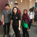 SCSR students in CIMB 3D Conquest Challenge: In-Country (Malaysia) stage 4