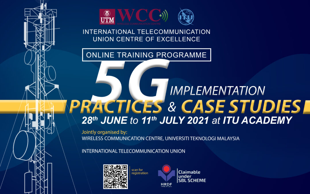 International Telecommunication Union Online Certification Course 2021