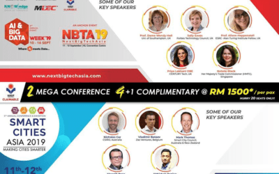 NextBigTech Asia and SmartCities Asia
