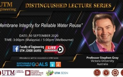 Distinguished Lecture Series #57