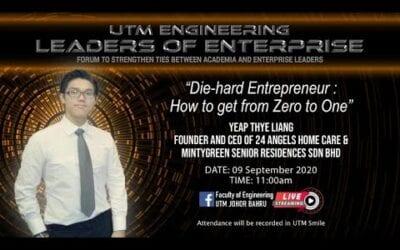 Leaders of Enterprise #5