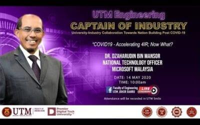 UTM Engineering Captains of Industry #7