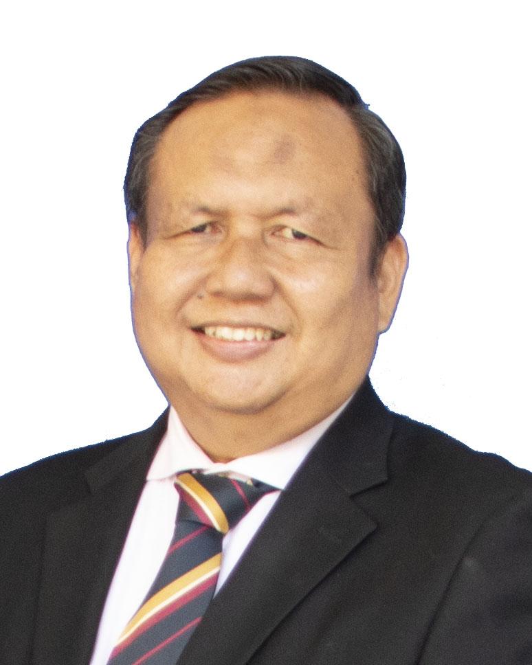 Prof. Ts. Dr. Ruzairi bin Abdul Rahim